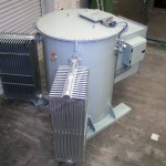 TMC Transformers - 0.5mH 2600ADC 1500VDC Onan Smoothing Reactor 2