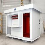 TMC Transformers - 2630kVA 11000:635-635V Dd0y11 IP43 Cast Resin Rectifier Transformer