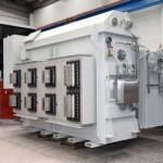 TMC Transformers - 3586kVA, 33000:84.5-84.5V, ONAN, Oil Cooled Rectifier Transformer