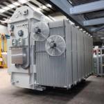 TMC Transformers - 40VDC 60kADC Onan Rectifier Transformer with integral Interphase Transformer