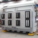 TMC Transformers - 40VDC 60kADC Onan Rectifier Transformer with integral Interphase Transformer 2