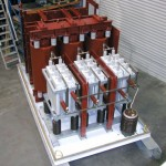 TMC Transformers - 41.3mH, 75A, 33000V, 3 Phase, IP43 (Outdoor), Iron Cored Reactor:Capacitor:Resistor Filter 2