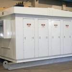 TMC Transformers - 41.3mH, 75A, 33000V, 3 Phase, IP43 (Outdoor), Iron Cored Reactor:Capacitor:Resistor Filter 4