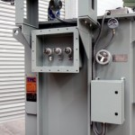 TMC Transformers - 66kV Combined Isolating Transformer and Tuning Reactor For Ripple Control Coupling Cell 2