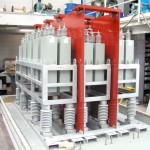 TMC Transformers - 8MVAr, 33000V, 3 Phase, IP43 (Outdoor), Iron Shrouded Reactor:Capacitor:Resistor Filter