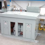 TMC Transformers - 8MVAr, 33000V, 3 Phase, IP43 (Outdoor), Iron Shrouded Reactor:Capacitor:Resistor Filter 2