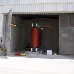 Outdoor Cast Resin TractionTransformers-9000-kVA-20-kV-6300-V
