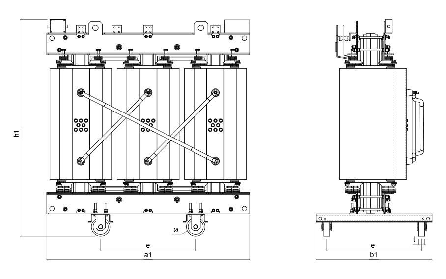 standard transformers - TMC