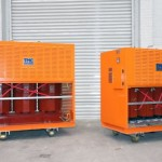 1000kVA, 6600:433V, Dyn11, AN, IP21, Cast Resin Transformer