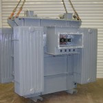 11000:400V, Dyn11, LNAN, Silicone Liquid Cooled Transformer