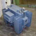 11000:400V, Dyn11, LNAN,Silicone Liquid Cooled Transformer