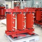 Auto transformadores secos encapsulados para arranque de motor 1171KW, 11000V, Ya0, IP00.