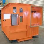 1500kVA, 11000:433V, Dyn11, AN,  IP65, Dry Type Transformer