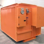1500kVA, 11000:433V,Dyn11, AN,  IP65, Dry Type Transformer