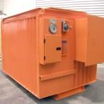 1500kVA, 11000:433V,Dyn11, AN,  IP65, Dry Type Transformer