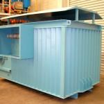 1TMC TRANSFORMERS-Trasnformador seco encapsulado 1500 KVA 11:0.43 kV, IP65 para minería