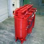 1500kVA,6600:440V, Dyn1, AN, IP65, Dry Type Transformer