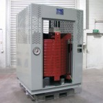 2.06mH, 800VDC, 2500ADC, AN, IP21, Dry Type Smoothing Reactor