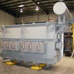 22000:177V, Dd0-Yd1, ONAN, 12 Pulse, Rectifier Transformer