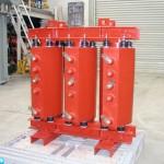 Auto transformadores secos encapsulador para arranque de motor 2983kW, 6000V, 50Hz, Ya0, IP00