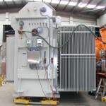 3586kVA, 33000:84.5-84.5V, ONAN, Oil Cooled Rectifier Transformer