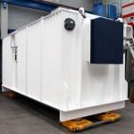 6250kVA, 11000:3300:1042V, Dyn11yn11, GFAN, IP66, Nitrogen Filled Dry Type Transformer