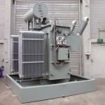 66000:433V, Dyn11, ONAN, Oil Cooled Transformer