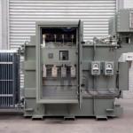 6600:475V (450V at load), 60Hz, Dyn11, ONAN, OLTC, Oil Cooled Transformer