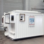 750kVA, 11000:1050-415V, Dyn11yn11, GNAN, IP66 , Nitrogen Filled Dry Type Transformer