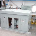 Reactancia metálica protegida/condensador/filtro resistor 8MVAr33000V, 3 fases, IP43 (para exterior)