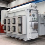 TMC TRANSFORMADORES- Transformador para rectificadores, 3586KVA, 33000:84.5-84.5 KV, ONAN