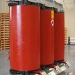 Transformador Seco Encapsulado 2500 KVA, 20000:420 V, ANAF