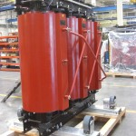 Cast Resin Transformer 2000 KVA, 15000:400 V, AN