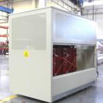 Cast Resin Transformer 400 KVA, 10000:420 V, AN, IP31