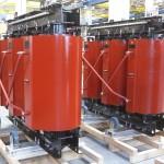 Transformador Seco Encapsulado 1000 KVA, 20000:400 V, AN